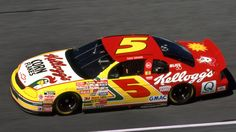 Two-Time Champion Terry Labonte Nascar Racing, Drag Racing, Terry Labonte, Motorsport Events, Nascar Champions, Daytona 500, Race Cars, Old School, Sports