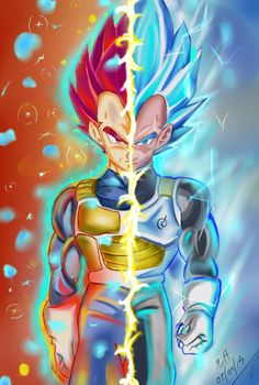 I TOO HAVE BECOME A GOD - ssgss vegeta by mcharrison38214 on DeviantArt