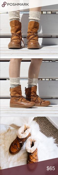 Winter boots for ladies. Super cool winter boots with fur lining. Shoes Winter & Rain Boots