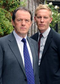 Inspector Lewis: so in love with this series
