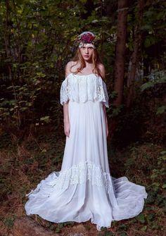Inspired by the Celia Dragouni Castilia Dress