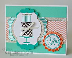 Card I received from Debi Pippin demonstrator friend and amazing artist!