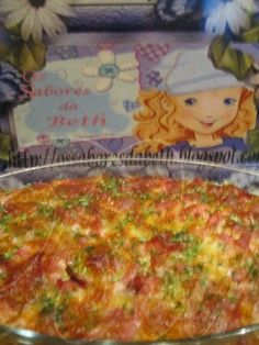 O Sabores de Beth - Os Sabores da Beth: Não Espaguete Forno / Spaghetti Forno