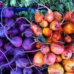 Beets / Image via: Jennifer Chong #market #fall