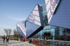 Zhengzhou Vanke City Gallery by Locus Associates