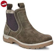 Touch Sneaker, Baskets Femme, Blanc (50536WHITE/Gravel/White), 41 EUEcco