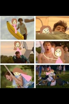 If you missed me in LWWY here are some pics of me!