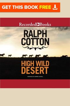 "#freeaudiobook #audiobook Download Available Formats Audiobook,   MP3, PDF, iPhone/iPod Touch, Tablet, IOs, Android, iPad, Stream Audio High Wild Desert Ralph Cotton Audiobooks, Historical Fiction  WANTED: ONE DEAD RANGER Arizona Ranger Sam Burrack is headed for Yuma, escorting Harvey "" Cisco"" Lang to prison and Adele Simpson to safety. He knows full well of their shared romantic history, and even though Adele swears she' s done with Cisco, Burrack is keeping a hard eye on her as well as… Touch Tablet, Ipod Touch, Best Audiobooks, Historical Fiction, Bestselling Author, Prison, Audio Books, Safety, Deserts"