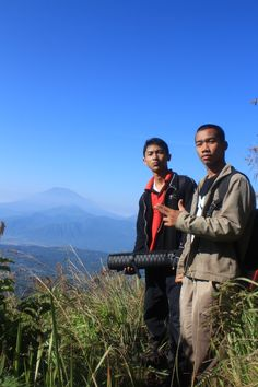Hiked for the first time ungaran #Mountain, Semarang, Indonesia