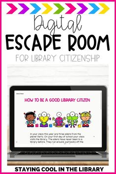 Kindergarten Library, School Library Lessons, School Library Displays, Library Lesson Plans, Middle School Libraries, Library Skills, Elementary Library, Kindergarten Lessons, Elementary Schools