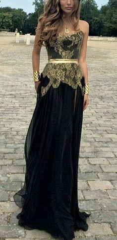 Pd509 Charming Prom Dress,Appliques Prom Dress,A-Line Prom Dress,Chiffon Prom Dress,Strapless Prom Dress