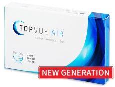 TopVue Air (6 čoček) - TopVue