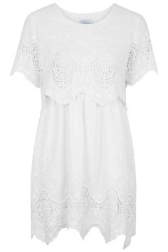 **Summer Wave Embroidery Dress by Jovonna - IN LOVE WITH EMBROIDERY - We Love - Topshop