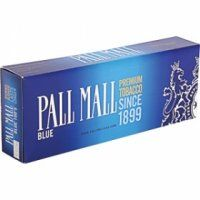 Pall Mall Blue 100's cigarettes 10 cartons Cigarette Coupons Free Printable, Free Coupons By Mail, Marlboro Gold, Cheap Cigarettes Online, Newport Cigarettes, Cigarette Brands, Pall Mall, Usa Gold, American Spirit
