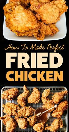 Here's A Mouthwatering Step-By-Step Guide To Making The Most Insanely Delicious Fried Chicken                                                                                                                                                                                 More