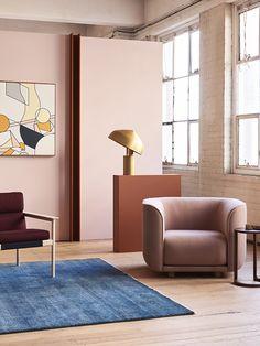 Why every interior lover needs to know about The Design Files's pop-up event - Vogue Australia Estilo Art Deco, Appartement Design, American Interior, Decoration Inspiration, Decor Ideas, Furniture Inspiration, Design Inspiration, The Design Files, Apartment Interior Design