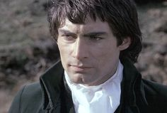Timothy Dalton in Wuthering Heights 1970 as Heathcliff
