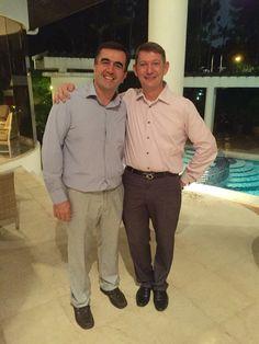 Marcus and Saeid