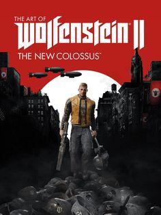 "Dark Horse Announces ""The Art of Wolfenstein II: The New Colossus""  https://comicbastards.com/comics/dark-horse-announces-the-art-of-wolfenstein-ii-the-new-colossus  #DarkHorseComics"