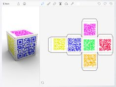 App Combo: Folidfy and QR Codes