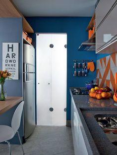 Cozinha americana: planejamento e boas ideias otimizam a área | Minha Casa