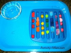 The Activity Mom: Playing with Your 22 Month Old Montessori Toddler, Toddler Preschool, Toddler Crafts, Toddler Activities, Crafts For Kids, Sorting Activities, Preschool Activities, Preschool Shapes, 22 Month Old