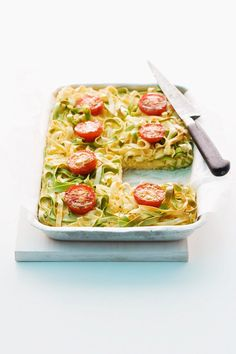 Veganer Nudelauflauf   Zeit: 15 Min.   http://eatsmarter.de/rezepte/veganer-nudelauflauf