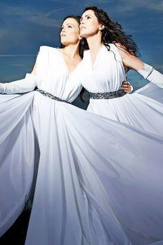 Sharon and Tarja: