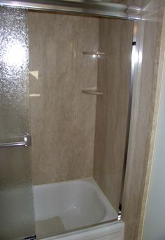 Faux Granite Shower Wall Panels | shower wall surrounds ever dream ...