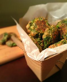 Broccoli and cheese together is so yummy. These are a great healthy snack, appetizer, and finger food for kiddos!