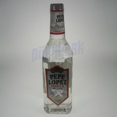 Tequila PEPE LOPEZ SILVER 40% 0,7 l