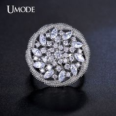 Hard-Working New Classic Silver Endless Beauty Twisting Wave Cubic Zircon Finger Brand Ring For Women Wedding Jewelry Possessing Chinese Flavors Wedding & Engagement Jewelry Wedding Bands