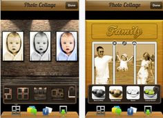 Photo Collage & FX: Send your mom a super cute and simple to create photo collage. This app lets you easily assemble any photos that you have stored on your iPhone, Facebook account, or Flickr account into a beautiful photo collage. $1.99