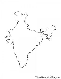 Plain Map Of India.Pin By Christine Srivastava On Homeschool Pinterest India Map