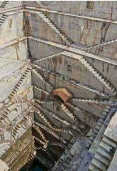 Stepwells in ancient India