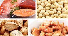 Massa muscular/alimentação