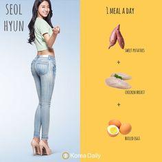 dieta extrema kpop