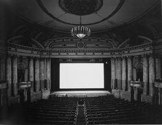 Hiroshi Sugimoto - Theaters, Al. Ringling, Baraboo, 1995