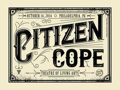 Citizen Cope More
