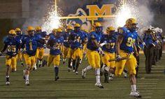 McNeese Football:  Lake Charles, LA