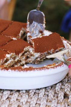 Desserts - Cioccolato Gatto