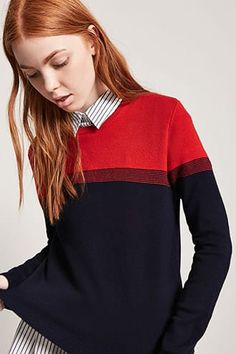 Forever 21 is the authority on fashion & the go-to retailer for the latest trends, styles & the hottest deals. Shop dresses, tops, tees, leggings & more! Forever 21, Shop Forever, Sleeve Styles, Color Blocking, Preppy, Latest Trends, Dress Up, Best Deals, My Style