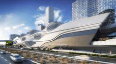 Zaha Hadid gana competencia para estación de metro en Arabia Saudita - Noticias de Arquitectura - Buscador de Arquitectura