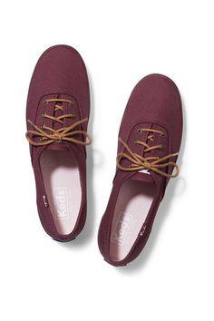 d33215c37e76 Keds Champion Canvas Lace Up Shoes