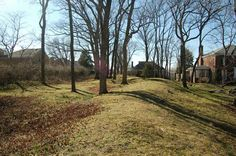 The view of thephoto above is westerly toward present day Estes Road, where 24 U.S. cannons pounded the Redoubt from approximately 11:00 a.m. to 2:15 p.m. on December 15, 1864. (Photos by Todd Lawrence)  At the time of the December 15 battle, extremely harsh winter conditions had prevented completion of the Redoubt No. 4. Even now, however, nearly 150 years later, the massive amount of work accomplished by hand in frozen ground is plainly visible at this small remaining portion ofthe…