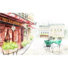 Backgrounds Street Wallpapers #3 ❤ liked on Polyvore featuring sketches, backgrounds, drawings, fillers, art, doodle and scribble