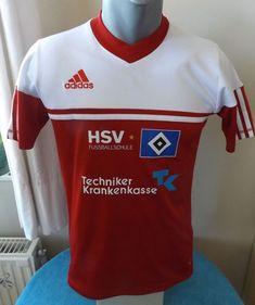 34bf9f389 HAMBURGER SV 2013 44 Trikot Football Shirt Soccer Jersey Maillot Camiseta  HSV  adidas  HamburgSV