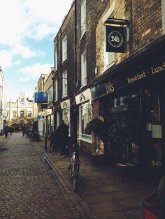 Morning Cambridge!