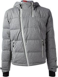 Padded #jacket × Puma