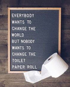 The Writer Grey is a bold, signature piece for any space. Ideal for wordier messages or poignant brevity, this letter board provides adequate real estate for un Bathroom Quotes, Bathroom Humor, Bathroom Signs, Felt Letter Board, Felt Letters, Word Board, Quote Board, Message Board, Diy Signs